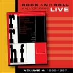Rock And Roll Hall Of Fame Volume 4: 1996- 1997