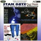 Four Classic Albums: Focus/The Soft Swing/West Coast Jazz/Cool Velvet