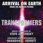 "Transformers (2007) - ""Arrival On Earth"" From The Motion Picture (Single) (Steve Jablonsky)"