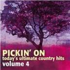 Pickin' On Today's Ultimate Country Hits 4 / Vario