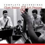 Chet Baker & Art Pepper: Complete Recordings
