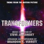 Transformers (2007) - Theme From The Motion Picture (Single) (Steve Jablonsky)