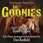 Goonies: Main Theme For Solo Piano (Single) (Dave Grusin)