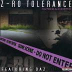 Z-Ro Tolerance (Screwed)