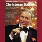 Audition Songs For Male And Female: Christmas Ballads
