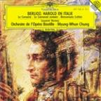 Berlioz: Harold In Italy, Etc / Chung, Bastille Opera