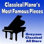 Classical Piano's Most Famous Pieces