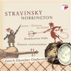 Stravinsky: Works For Chamber Orchestra