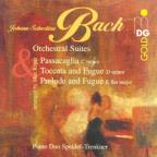 Bach: Orchestral Suites BWV 1006- 1069 for piano duo