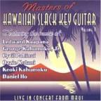 Masters Of Hawaiian Slack Key Guitar, Vol. 1