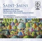 Saint-Saens: Symphony No. 3; The Carnival of the Animals