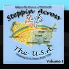 Steppin Across The USA Vol. 1 - Steppin Adross The USA