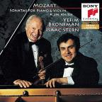 Mozart: Sonatas for Piano & Violin