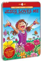 Jesus Loves Me: Bible Camp Songs & Stories