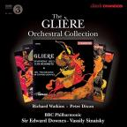 Gliere Orchestral Collection