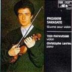 Paganini / ; Works For Violin & Piano