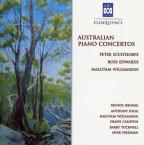 Australian Piano Concertos By Edwards, Sculthorpe & Williamson