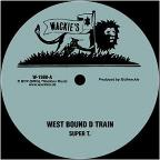 West Bound D Train (10 Inch)