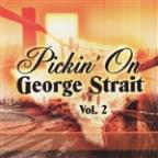 Pickin' on George Strait, Vol. 2