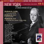 Complete Mozart Divertimentos: Historic First Recorded Edition, CD 1