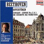Beethoven: Ouvertüren Vol 1 / Marriner, RSO Stuttgart