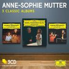 Anne Sophie Mutter: 3 Classic Albums
