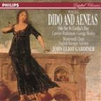 Purcell: Dido and Aeneas, etc / Gardiner, Watkinson, Mosley