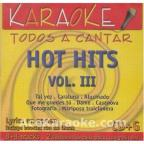 Karaoke: Hot Hits Mana 3