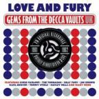 Love & Fury: Gems From The Decca Vaults Uk