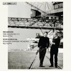 Per Norgard: Violin Concertos Nos. 1 & 2; Spaces of Time