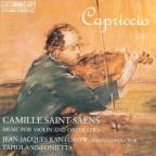 Saint-Saens: Music for violin & orchestra