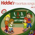 Kiddie's Favorites Songs, Vol. 2: Intelikids