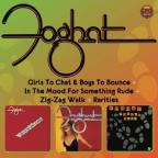 Girls to Chat & Boys to Bounce/In the Mood for Something Rude/Zig-Zag Walk/Rarities