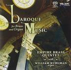 Baroque Music for Brass and Organ