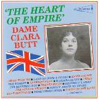 "Butt, Clara - ""Heart Of The Empire"""
