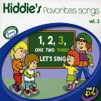 Kiddie's Favorites Songs, Vol. 3: Intelikids