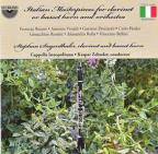 Italian Masterpieces for Clarinet or Basset Horn and Orchestra