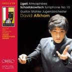 Ligeti/Schostakowitsch:Atmospheres/Sy