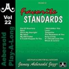 Favorite Standards - Volume 22