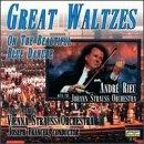 Great Waltzes - On the Beautiful Blue Danube / Rieu, et al