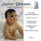 Sweet Dreams - Baby's First Mozart Vol 1