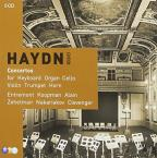 Haydn: Concertos for Keyboard, Organ, Cello, Violin, Trumpet, Horn