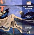 Reger: Suite in Olden Style, Serenade / Stein, Bamberg SO