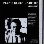 Piano Blues Rarities