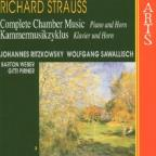 Straussr:Chamber Music Vol 3