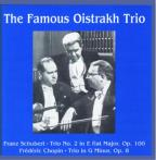Schubert: Trio No. 2 in E flat major, D 929, Op. 100; Chopin: Trio in G minor, Op. 8