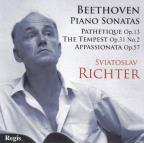 Beethoven Piano Sonatas: Pathetique Op 13