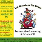 Interactive Learning & Music CD: Adventure #2