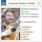 Jerome Ducharme: Guitar Recital