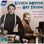 Steven Mayer Plays Art Tatum